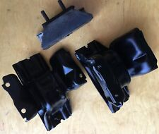 9LL107 3pc Motor Mounts fit Ford Excursion 6.8L Engine 2000 - 2005 RWD TRUCK