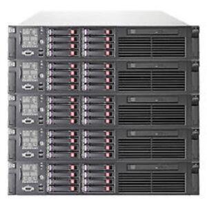 HP PROLIANT DL380 G7 12 CORE SERVER 2X X5650 2.67GHz 128GB RAM 8X 600GB SAS HDD