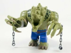 Marvel Super Heroes Killer Croc Mini Figure Avengers,Spiderman,Batman, Fit lego