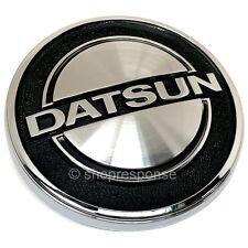 OEM Nissan 70-73 240Z S30 Front Hood DATSUN Emblem Badge 65810-E4601 Genuine