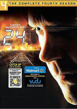 24: The Complete Fourth Season [DVD] *used!