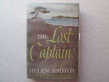 THE LOST CAPTAIN a Novel by Helen Ashton AUTHOR OF YEOMAN'S HOSPITAL 1948 hcdj