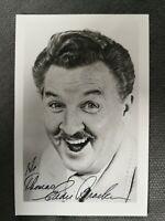 Eddie Bracken Autograph Autogramm a. Foto ca. (9,2 cm x 14 cm)