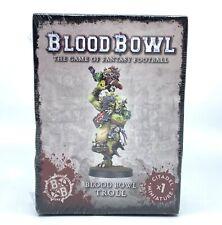 GAMES WORKSHOP Blood Bowl TROLL BNIB