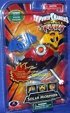 Power Rangers Jungle Fury SOLAR MORPHER New Factory Sealed 2007