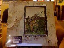Led Zeppelin IV LP sealed 180 gm vinyl RE reissue Zoso 2014