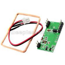 2PCS 125K EM4100 RFID Card Reader Module RDM6300 ID RF Module UART Output