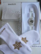 SWATCH-SPECIAL+X-MAS 2012+SNOW YOUR TIME AWAY+SUOZ159S+NEU/NEW