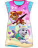 Girls Paw Patrol Skye & Everest  Childrens Nightie Night Dress Pyjamas