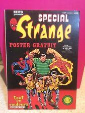 SUPERBE COMICS MARVEL SPECIAL STRANGE N20 FR