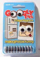 Magnets pour frigo - Yeux Aimantés