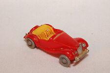 1950's MG Midget Plastic Car, Small,