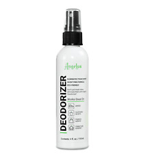 Angelus Brand Deodorizer for All Materials Boots Shoes Jackets Sneakers - 4oz