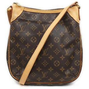 Louis Vuitton Shoulder Bag M56390 Odeon PM Browns Monogram 1601808