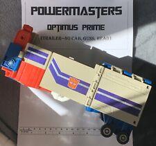 Hasbro Transformers Powermaster Optimus Prime Action Figure
