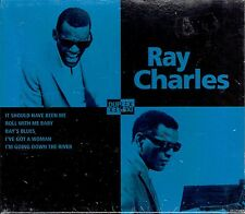 CD - RAY CHARLES - It should have been me