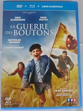 BLU-RAY - LA GUERRE DES BOUTONS - Par Yann Samuell - Blu-Ray + DVD