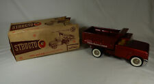Structo No.401 Red Hydraulic Dumper In Original Box NEAR MINT Condition!