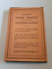 Modern Home Sewing and Dressmaking 6 Booklets with case 1926, tailoring, sewing