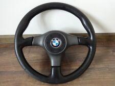 Leather STEERING WHEEL NARDI TORINO BMW e28 e30 e32 e34 M3 M5 alpina m-technic