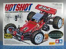 "Rare New Tamiya RC 1/10 HotShot ""Metallic Special Edition"" 4WD Buggy Kit 84265"