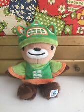 "2010 Vancouver Winter Olympics Mascot Sumi 8"" Plush Used"