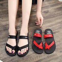 Summer Women Girl Sandals Non-Slip Flip Flops Sandals Flat Beach Slippers Shoes