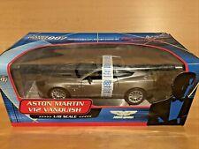 Beanstalk 10011 James Bond Aston Martin Vanquish Die Another Day 1:18 Scale..