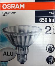 OSRAM HALOGEN HALOPAR30/20 E27 230V 75W/50W FL/SP Lampe 64841/64845/64832/64836