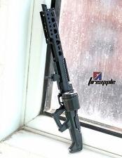"1/6 Scale  Black Machine Gun Model 4D Avatar MG62 Assembe Weaon For 12"" Figure"