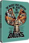 Dr Who et le Daleks - Zavvi Exclusive Édition Limitée Steelbook Blu-ray Scellé
