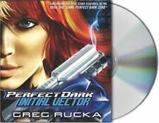 Perfect Dark Initial Vector Audio Book