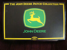 John Deere Patch Collection by Willabee & Ward in Binder Book 23 Patch RARE @H