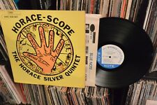 Horace Silver Quintet Horace-Scope BN Stereo '60RVG Ear DG 47w63rd NYC VG++TO NM