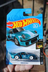 Hotwheels Porsche 934.5 Super Treasure Hunt Look!!!