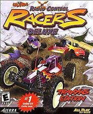 3-D Ultra Radio Control Racers Deluxe: Traxxas Edition (PC, 2000)