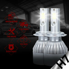 XENTEC LED HID Headlight kit H7 White for Mercedes-Benz ML350 2003-2015
