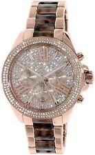 Michael Kors Women's Wren MK6159 Rose Gold Stainless-Steel Quartz Fashion Watch