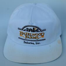 """HAZELWOOD FARMS Bakeries Inc."" One Size Fit All Snapback Baseball Cap Hat"
