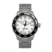 IWC Aquatimer 2000 Auto 44mm Steel Mens Bracelet Watch Date IW3568-09