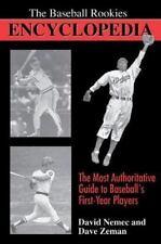 The Baseball Rookies Encyclopedia-ExLibrary