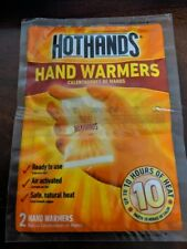 36 Pair of 10 Hour Hand Warmers - 72 total - less than $2 per pair