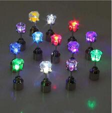 IC ICLOVER 1 PC LED Earring Glowing Light up Crown Ear Drop Pendant Ear studs