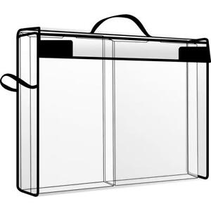 Totally Tiffany Storage & Supply Cases With 2 Drawers - TTSASC2D