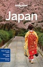 Lonely Planet Japanese Travel Guides in English