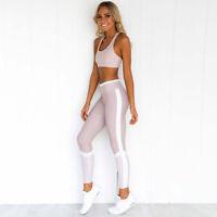 [NEUF] Ensemble Legging Femme Sport Fitness Yoga. Slim. Séchage rapide