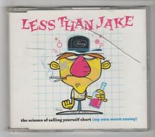 (HB5) Less Than Love, The Science Of Selling Yourself Short - 2003 CD