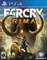 Far Cry Primal - ps4 PlayStation 4 * New Sealed Game * Fast Shipping FarCry