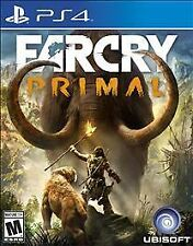 FAR CRY PRIMAL DAY 1 PS4 SHOOTER NEW VIDEO GAME