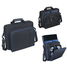 For Sony PlayStation4 PS4 Multifunctional Travel Carry Case Storage Carrying Bag